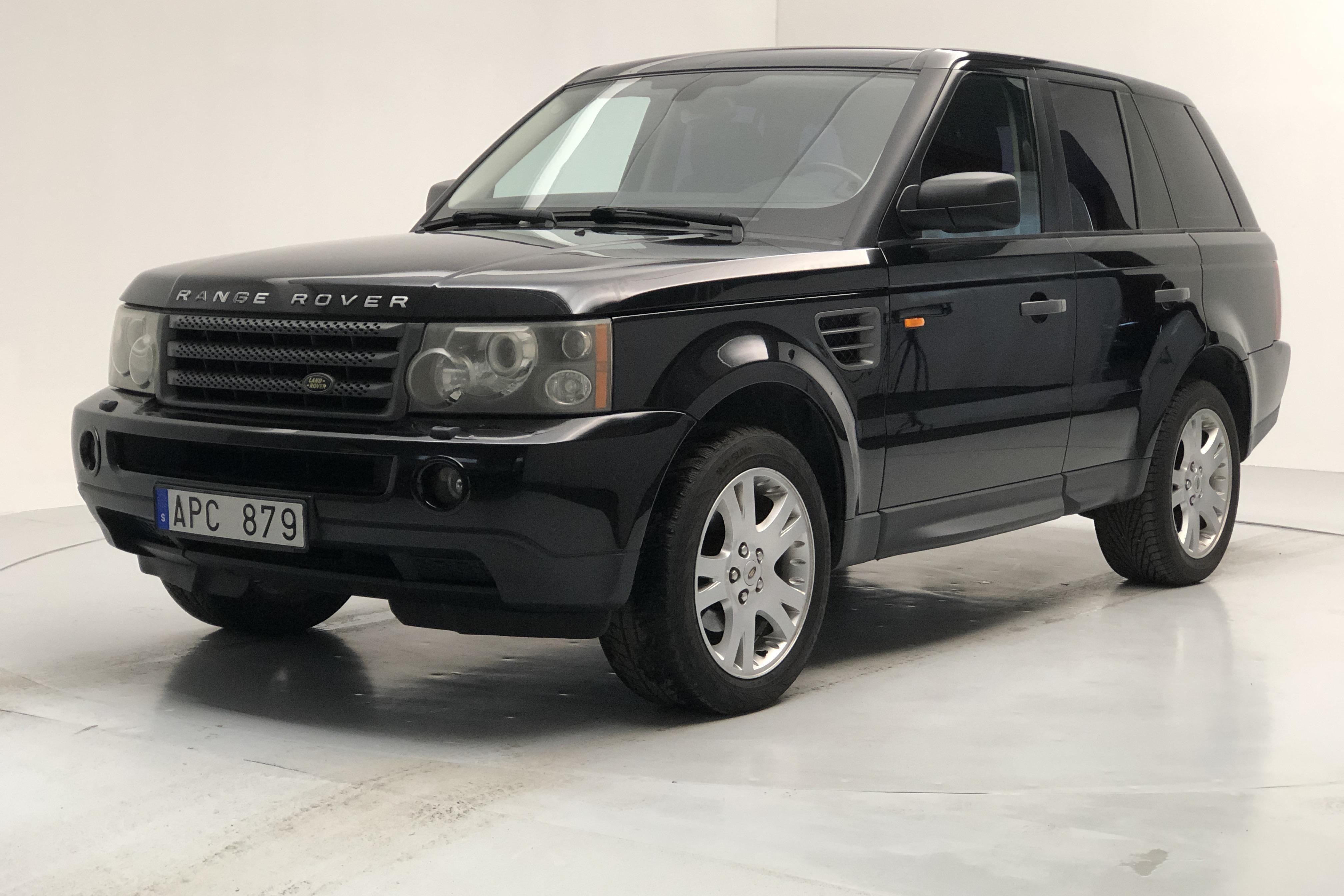 Land Rover Range Rover Sport TDV6 (190hk)