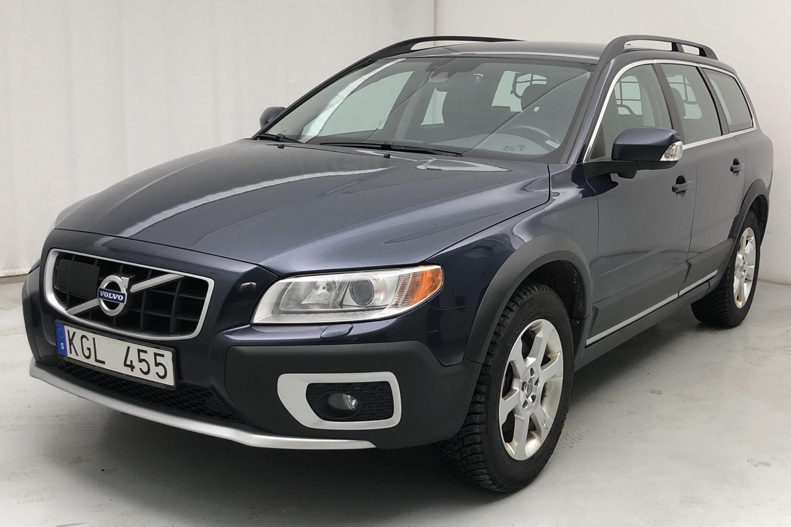 Volvo XC70 II D5 AWD (PS 224)
