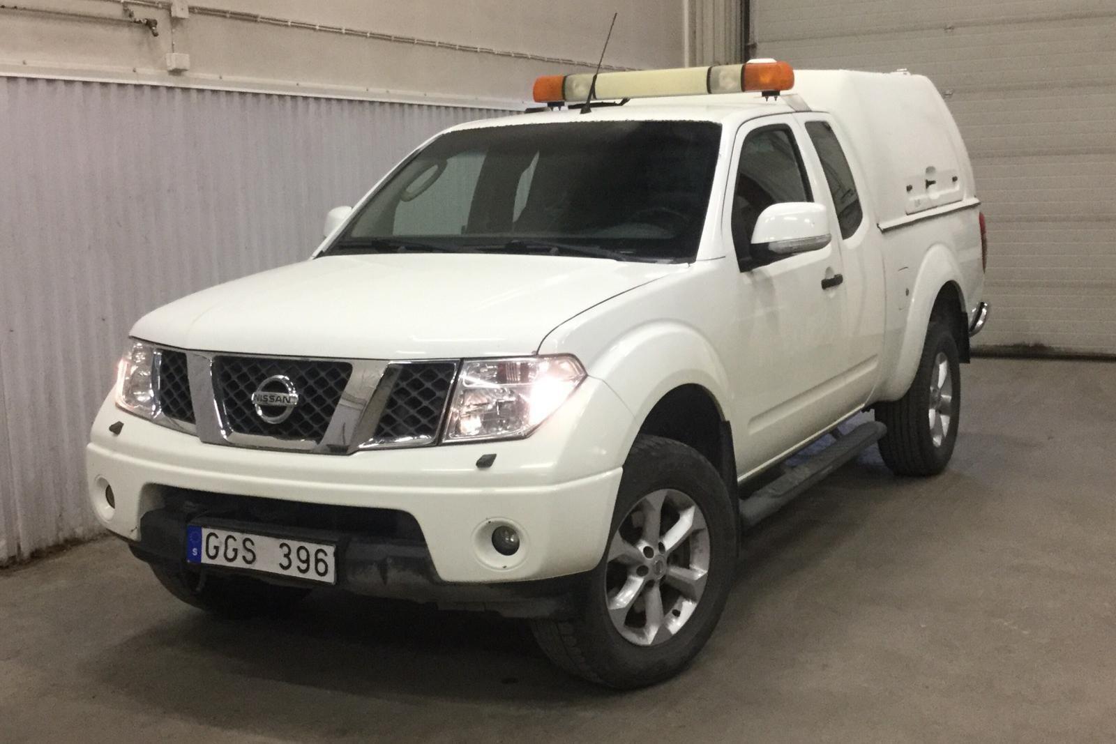 Nissan König Cab Navara