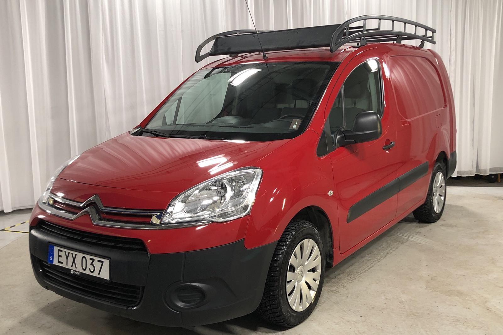 Citroën Berlingo Skåp
