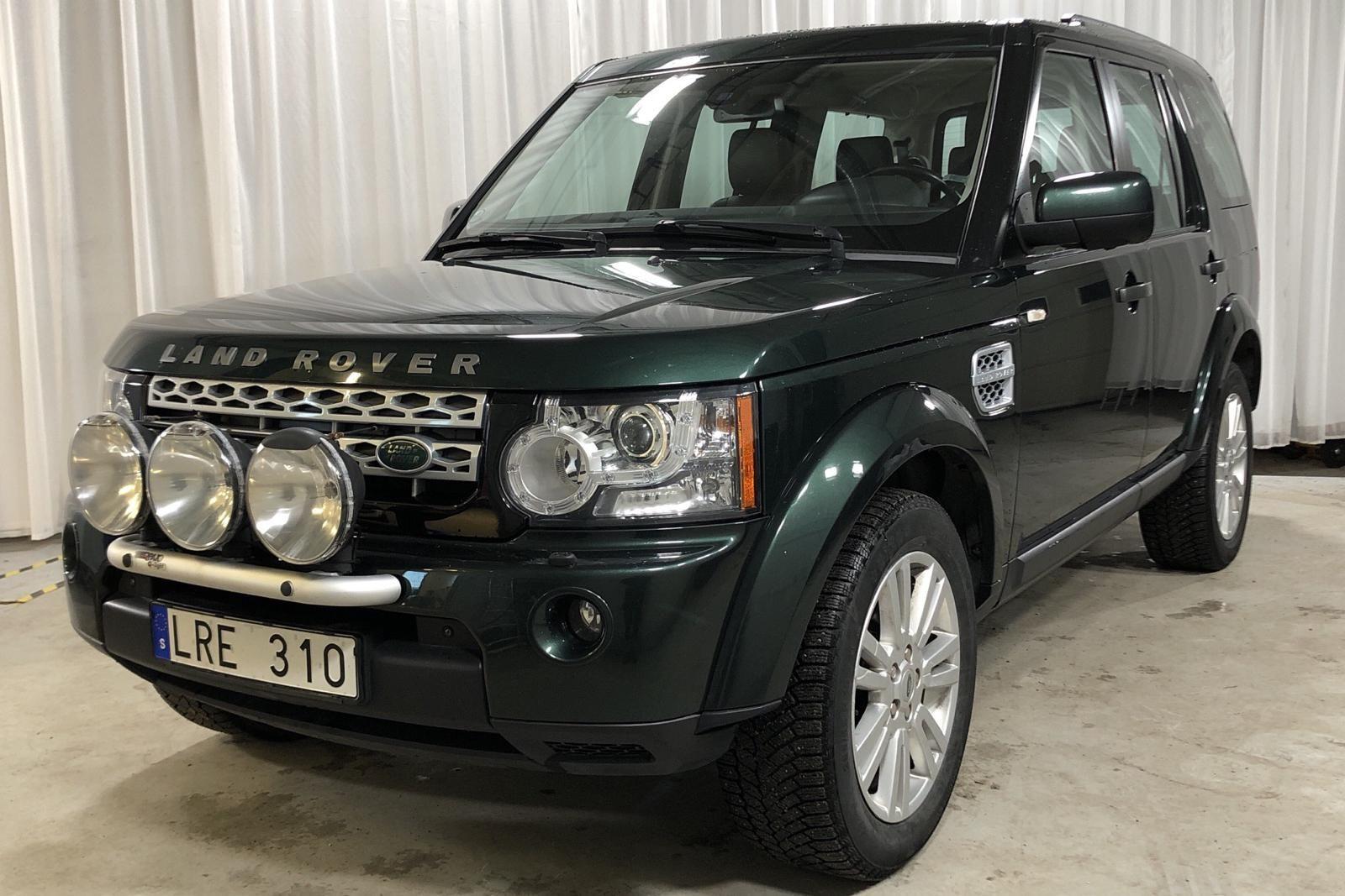 Land Rover Entdeckung