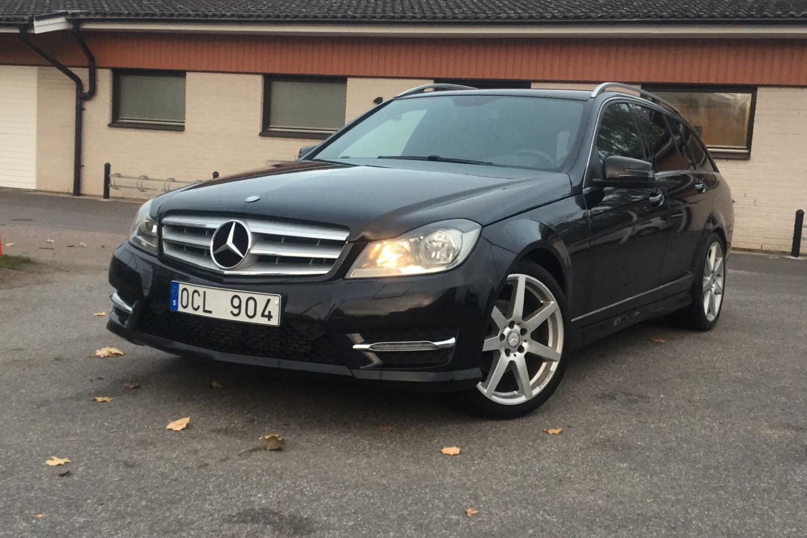 Mercedes C-Klass