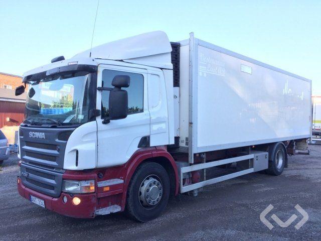 Scania P230DBMLB 4x2 Box (Kühler + Ladebordwand) - 09