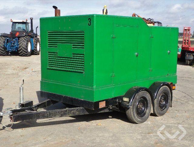 Mobiles Kraftwerk Markon 65 kVA - 79