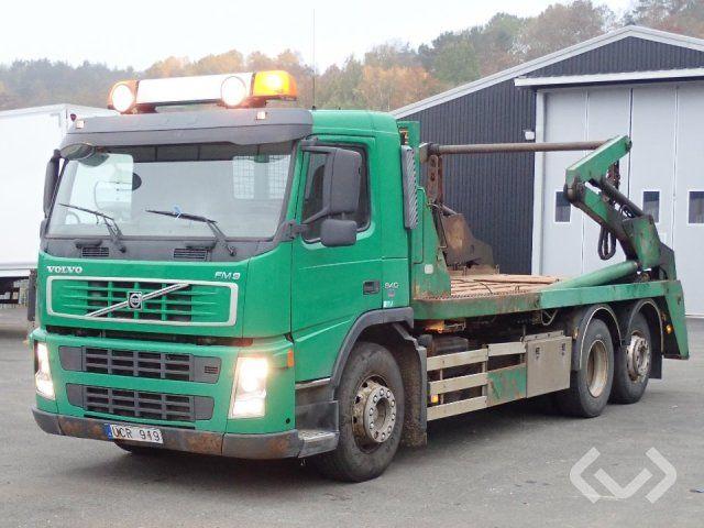 Volvo FM9 (Ersatzteil) 6x2 Liftdumper - 03