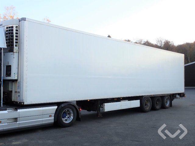 Krone SDR27 SL 3-Achs Box Trailer (Kühler + Ladebordwand) - 05