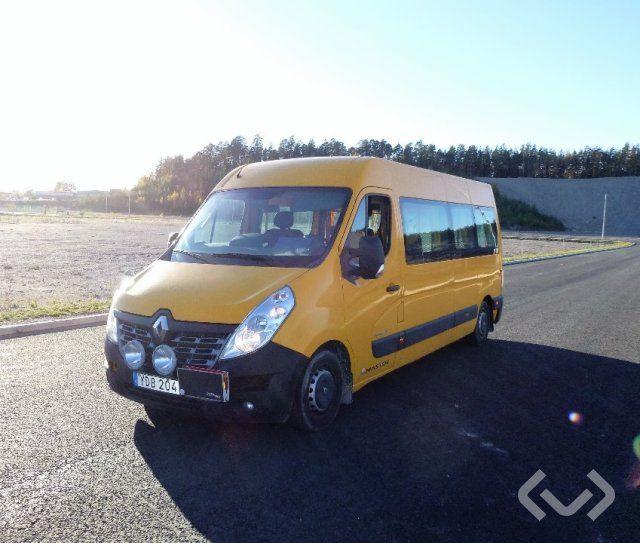 Renault Master 2.3 dCi FWD (145k) 2-Achsen-Transport-Service-Bus - 16