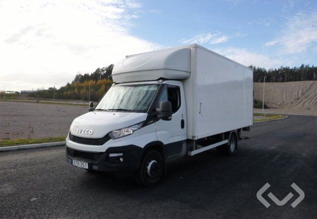 Iveco DAILY 70C17H 4x2 Box (Ladebordwand) - 15