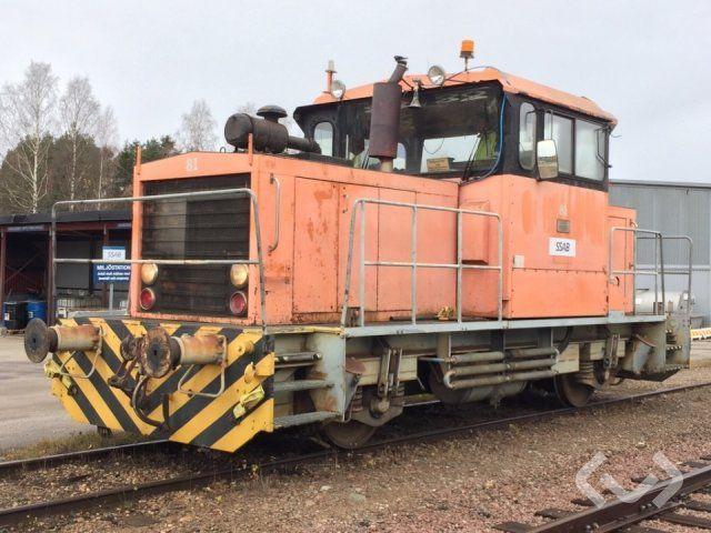 Valmet-Lokomotive zum Schalten - 82