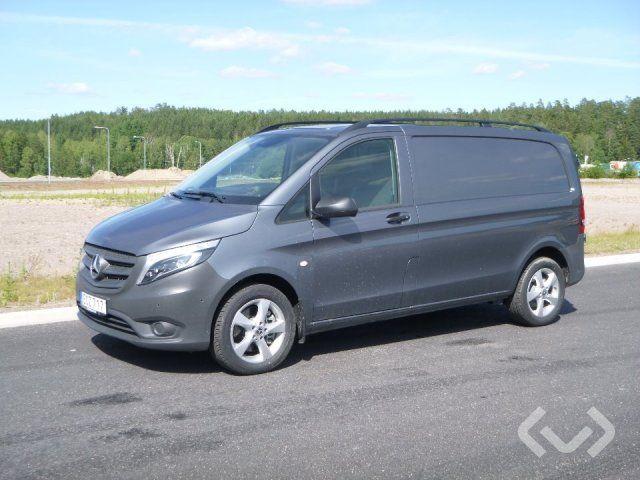 Mercedes Whiteo 119 BlueTEC 4x4 W640 (190 PS) - 18