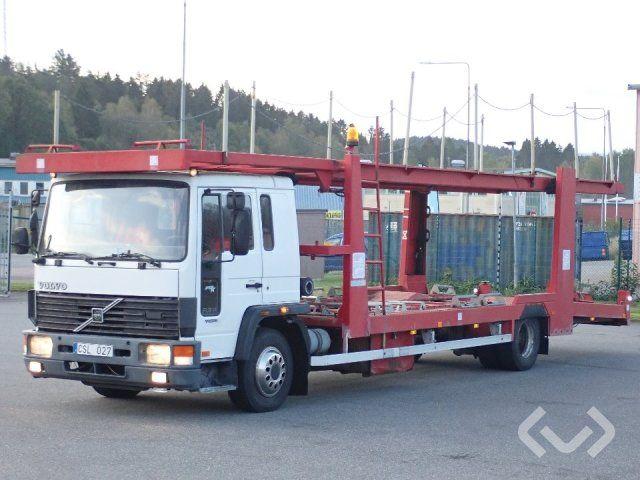 Volvo FL6 4x2 Autotransporter - 92