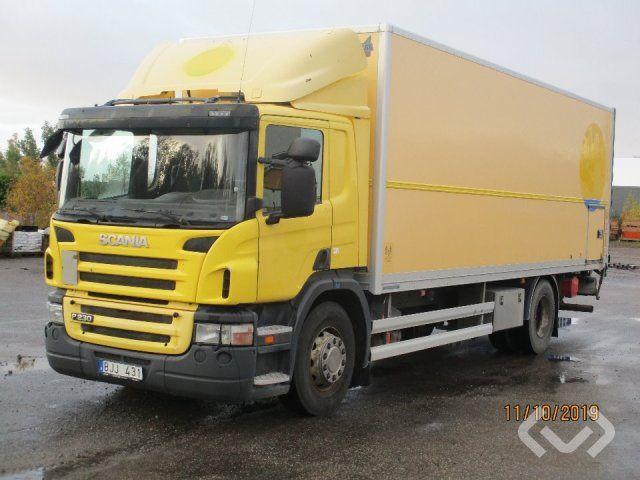 Scania P230LB MNB (nur Export) 4x2 Box (Ladebordwand) - 09