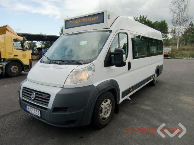 Fiat Bus 2-Achsen Transportservice Bus - 14