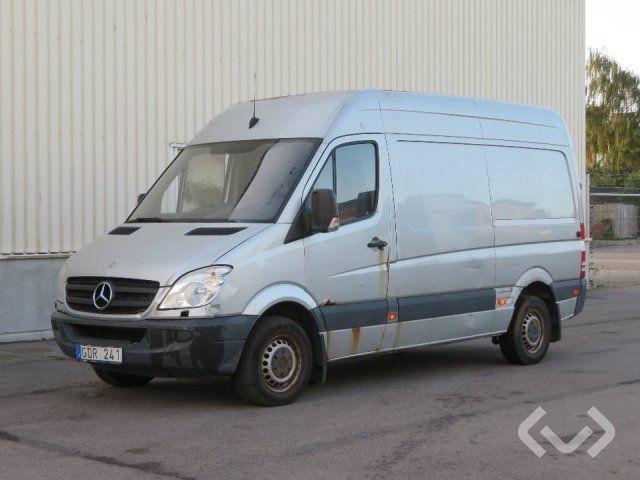 Mercedes Sprinter 315 CDI 4x2 Kasten - 07