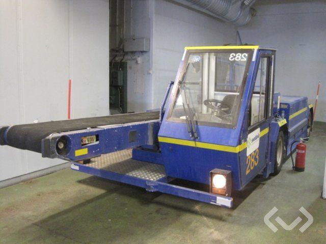 Caljan SFB 10/40 RIEMENLADER - 98