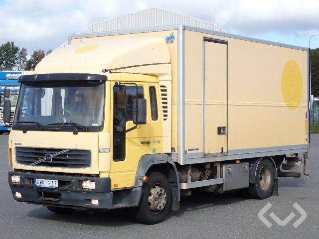 Volvo FL6 H (nur Export) 4x2 Box (Hubladebühne) - 06