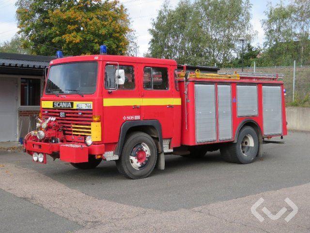Scania LB 81 S 38165 4x2 Feuerwehrfahrzeuge - 79
