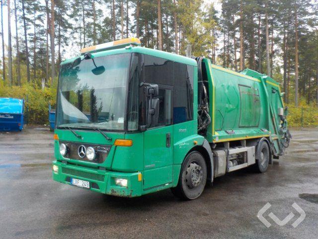 Mercedes-Benz Econic 1829 4x2 Müllwagen (Hecklader) - 11