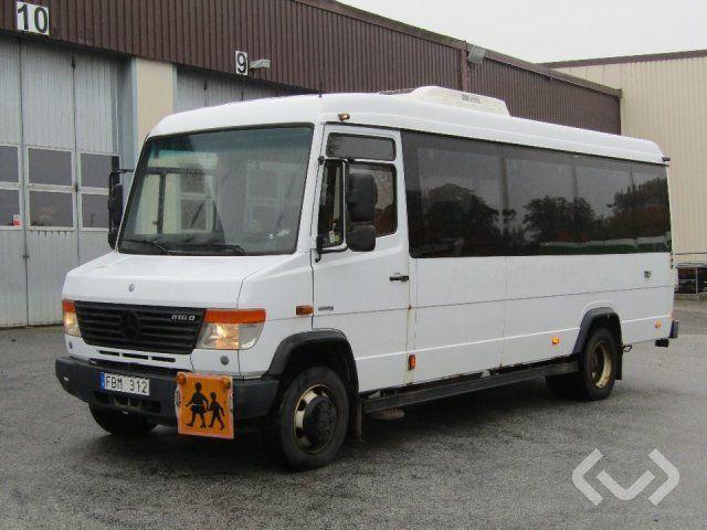 Mercedes 816 D 2-Achs Schulbus - 07