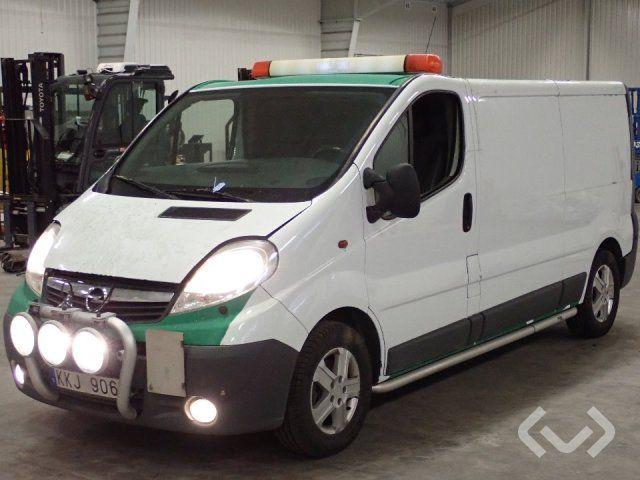 Opel Vivaro 2.5 (Rep.-Artikel) 4x2 Box - 08