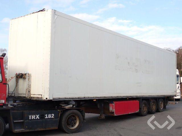 Schmitz SK024 3-Achs Box - 09