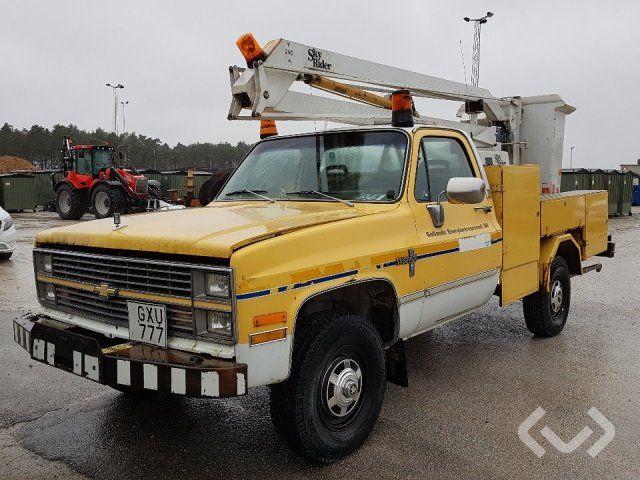 Chevrolet CK 20903 (Rep Obj) (kein Export) 4x2 Skylift - 83