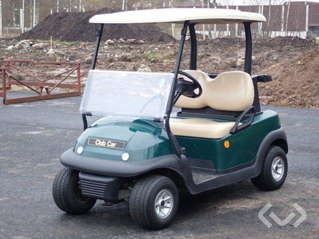Club Car PRECEDENT I2 Golf Car - 15