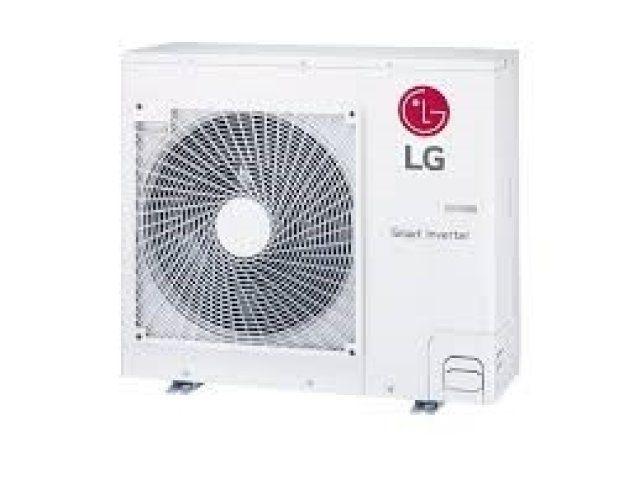 LG HM091M.U42 Monoblock Luft Wasser Wärmepumpe 9kW (neu)