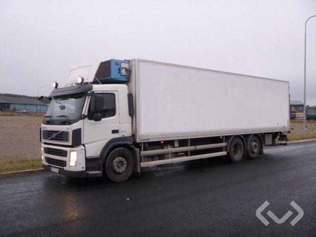 Volvo FM360 6x2 Box (Kühler + Ladebordwand) - 10