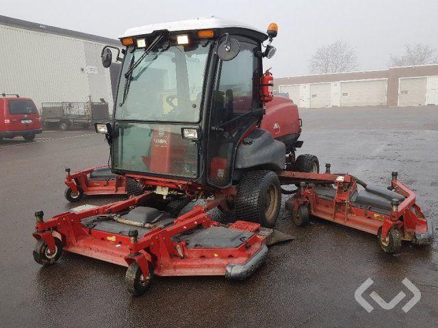 Toro 5910 Groundsmaster mit Kabine (Rep). Objekt) (Kein Export) - 09