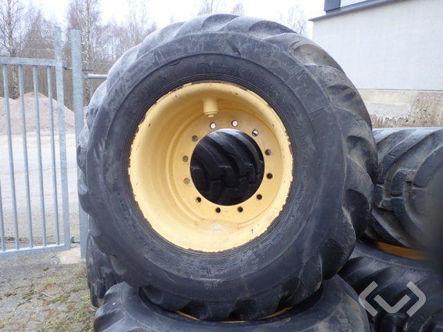 Nokian Forest King Reifen auf Rädern (1Stück) - 14