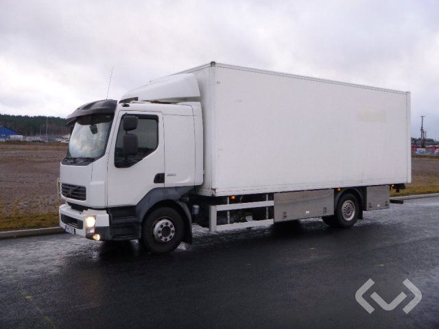 Volvo FL240 4x2 Box (Ladebordwand) - 06
