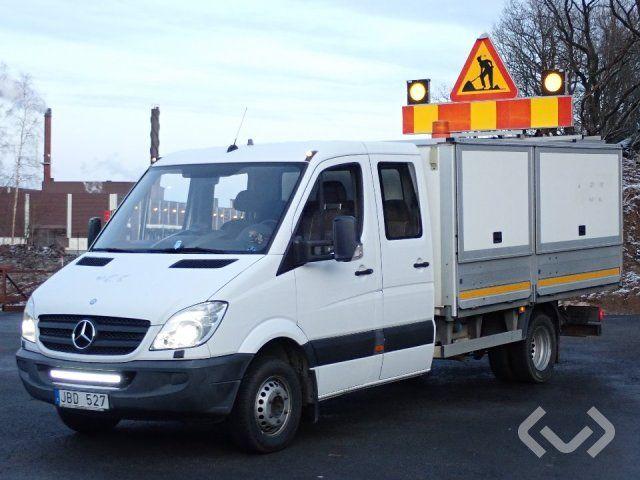 Mercedes Sprinter 516 CDI 4x2 Kasten - 13