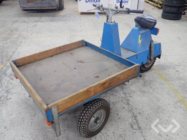Transportel Elektromobil (Rep.-Objekt)