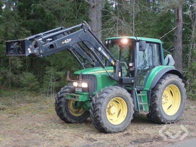 John Deere 6420 Traktor - 03