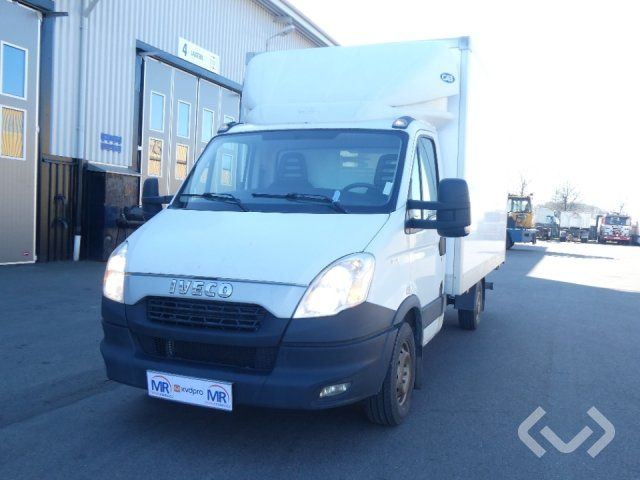Iveco Daily 35 2.3 HPT 4x2 Box (Ladebordwand) - 14