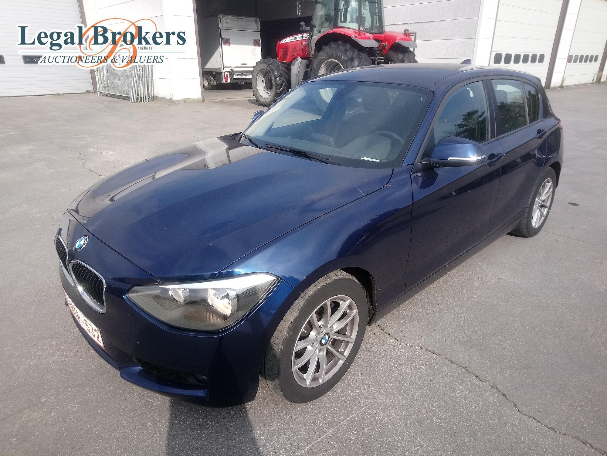 BMW 116ed - Wagon