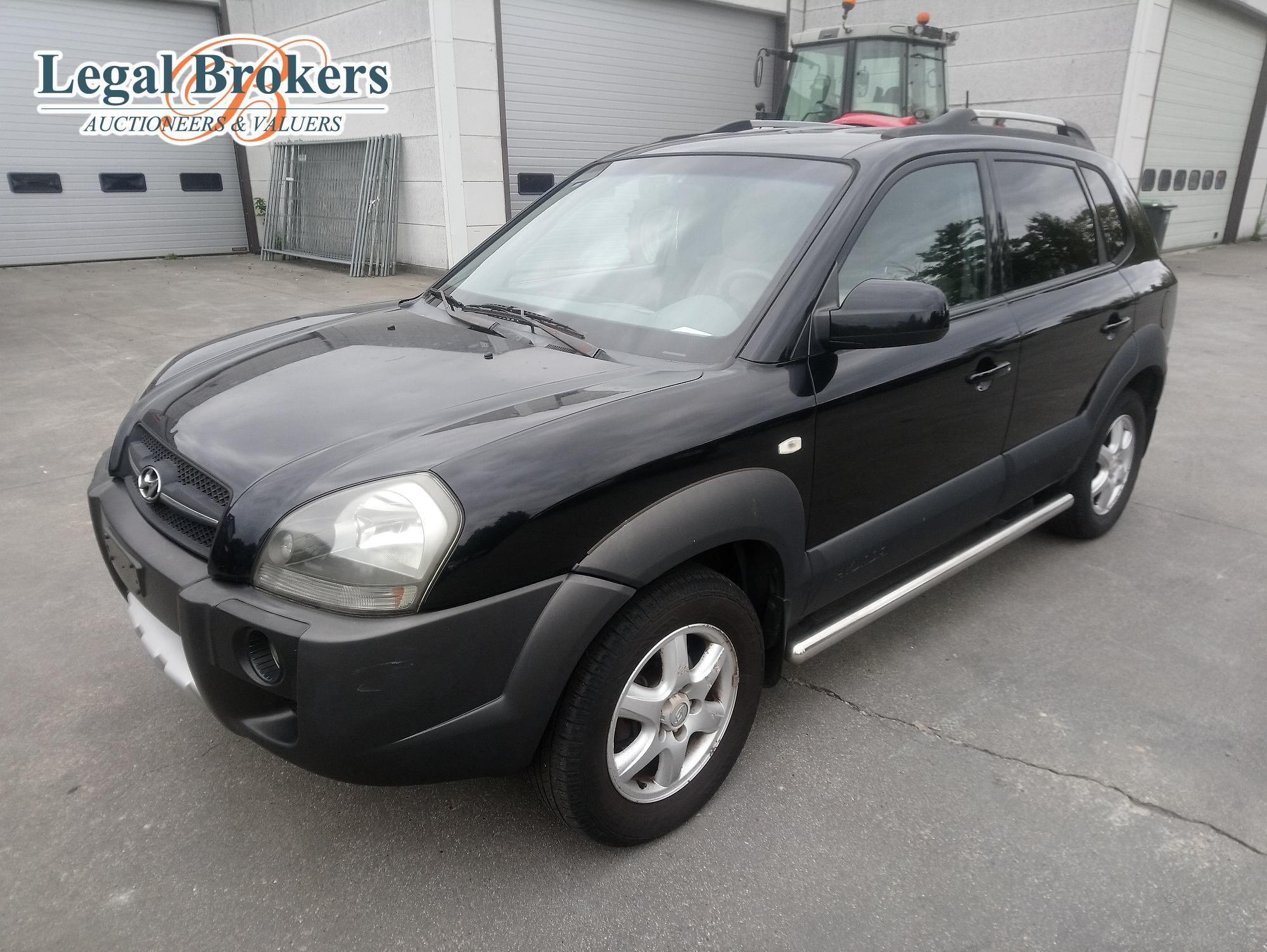 Hyundai Tucson 2.0 D - Vtg. mrd. dl. (MARGIN FAHRZEUG) (UPDATE)