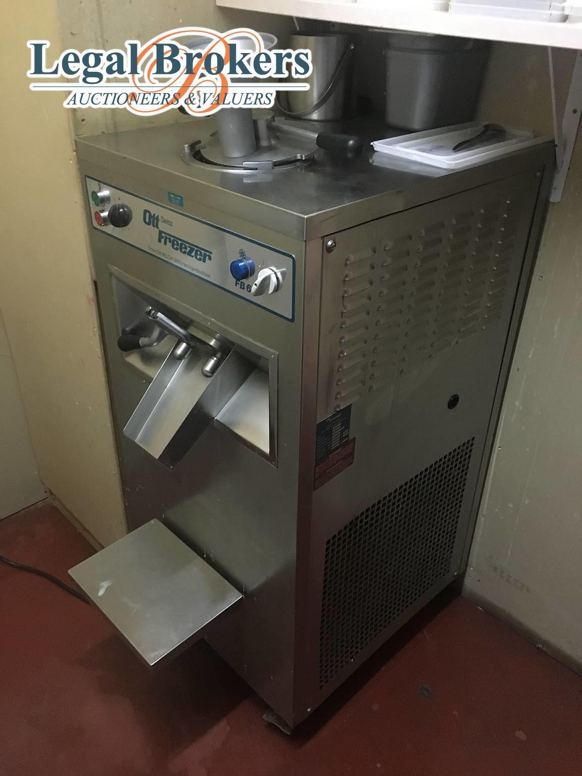 Ott Freezer FB6 Eismaschine