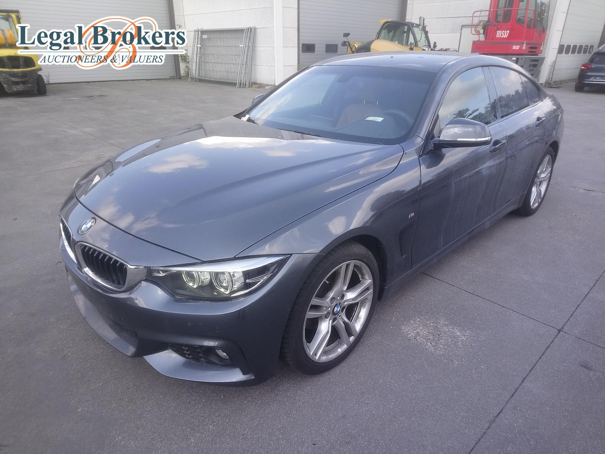 BMW 420I - Limousine