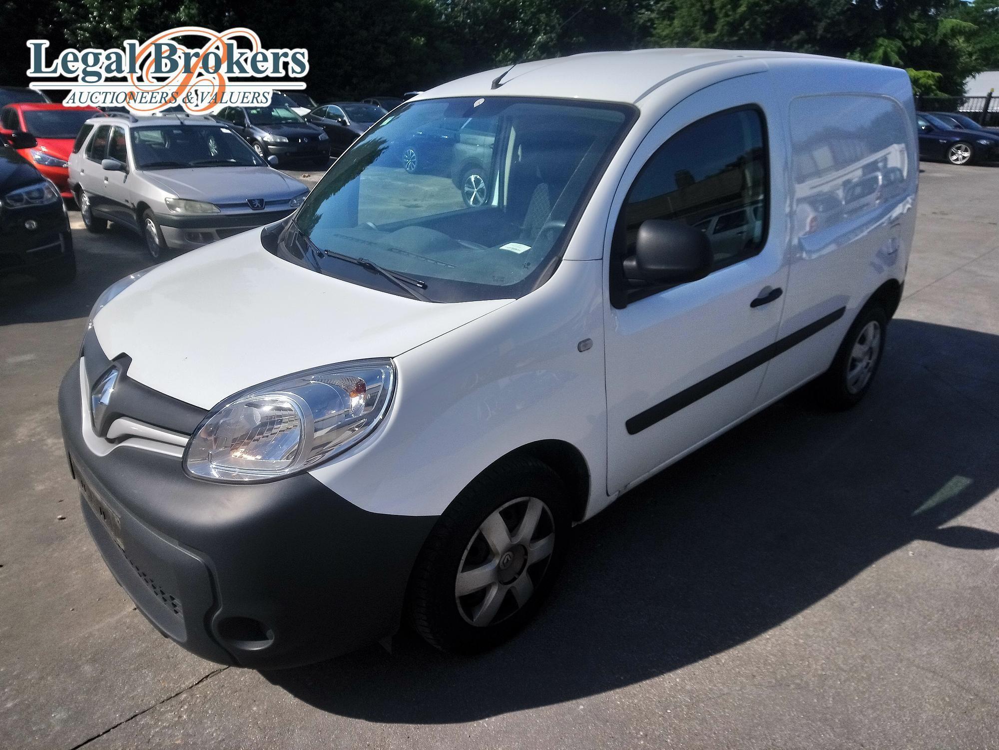 Renault Kangoo 1.5 dCi - Lichte vracht.
