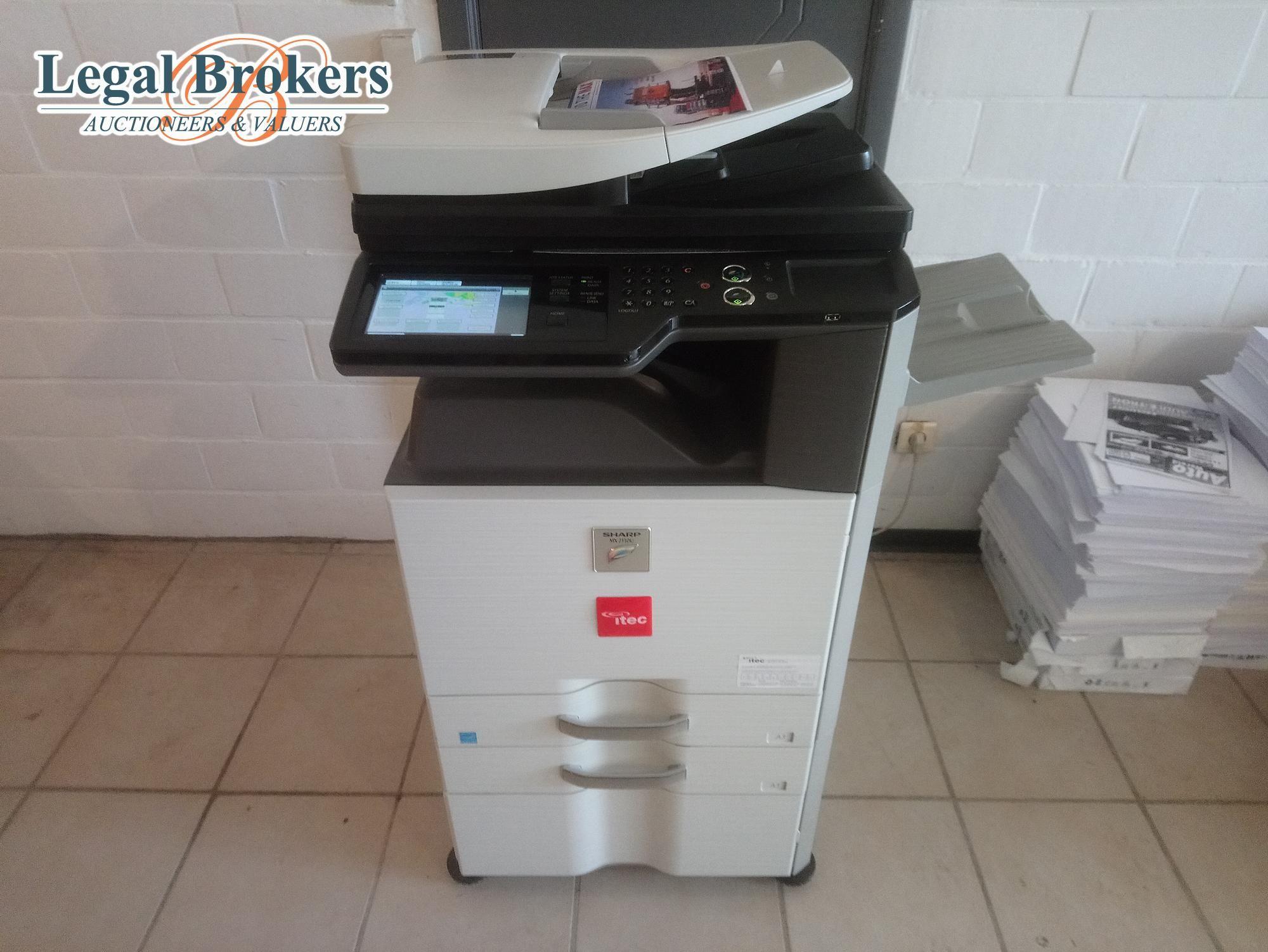 Sharp MX-2310u - Kleurencopier / Drucken / Scannen