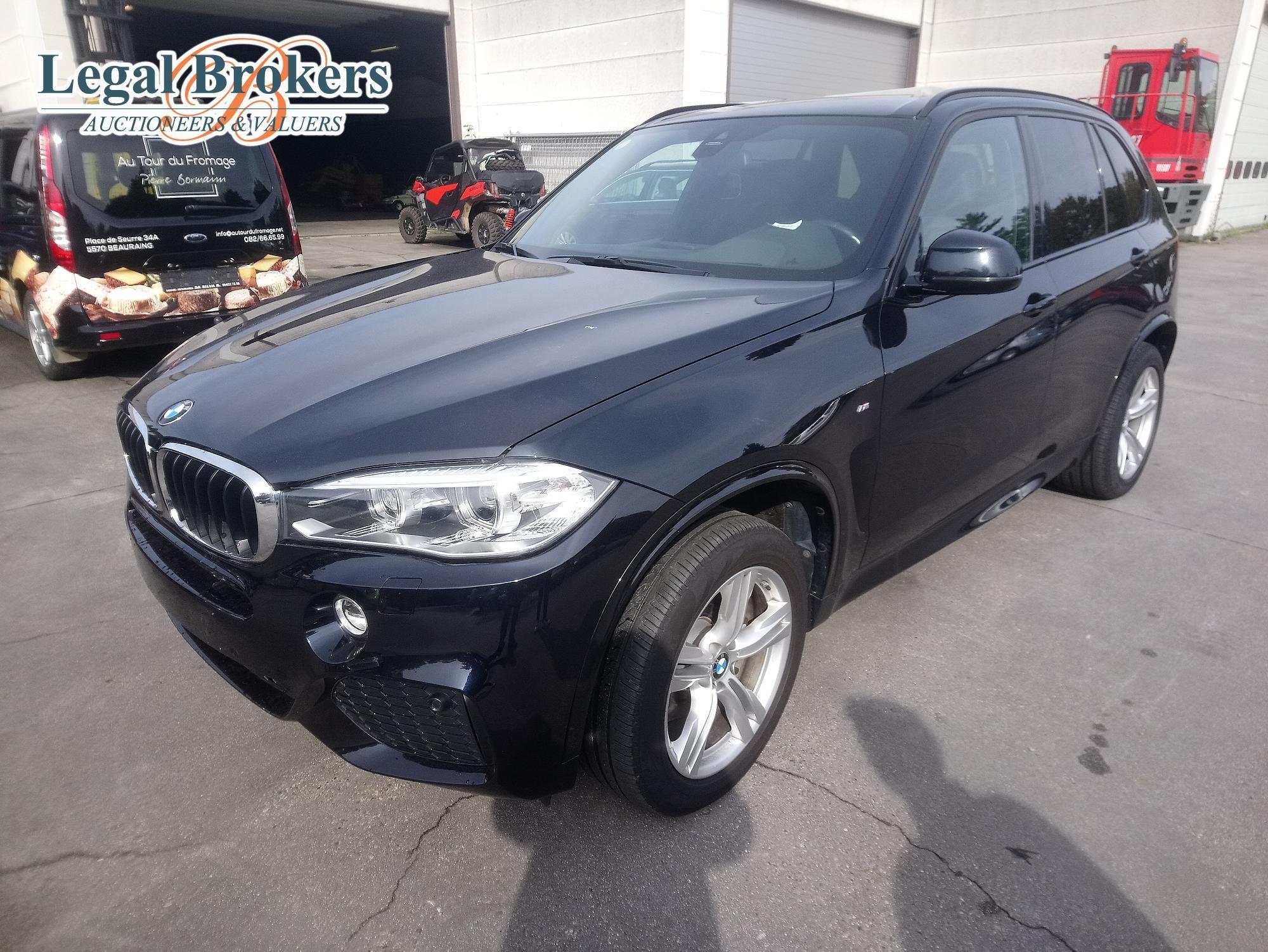 BMW X5 xDrive30d - Stationwagen