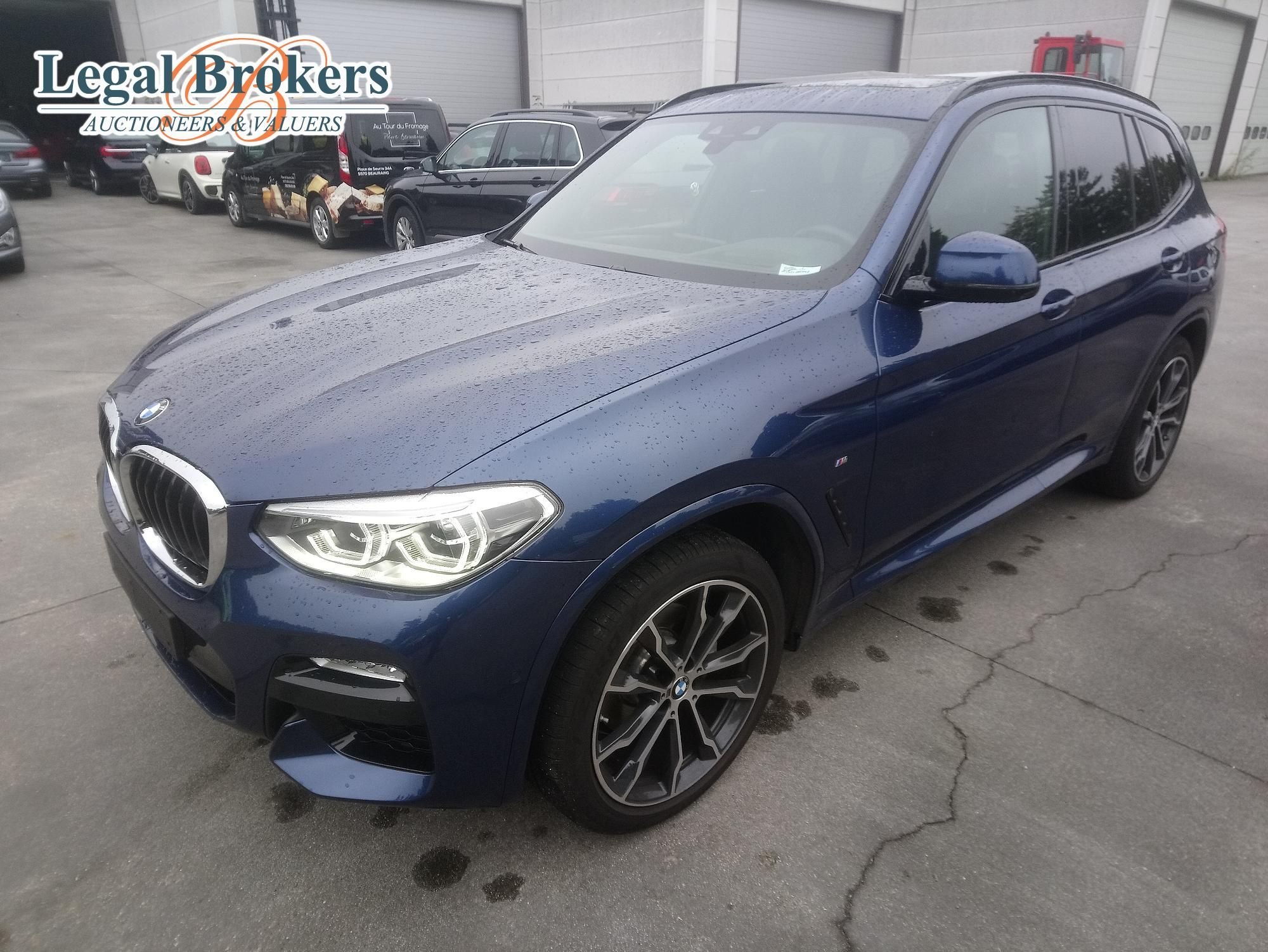 BMW X3 xDrive20d - Stationwagen
