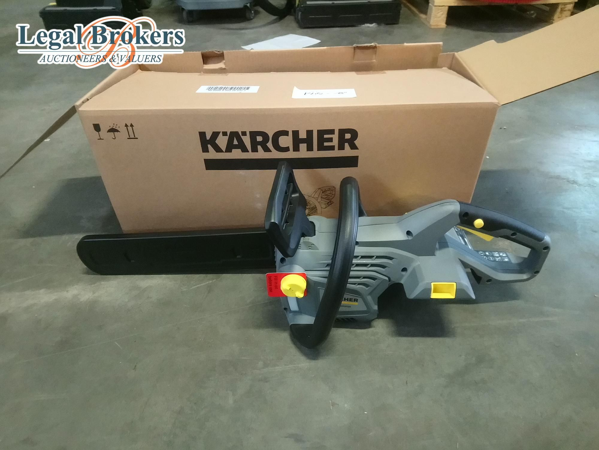 Karcher CS 330 BP - Kettingzaag