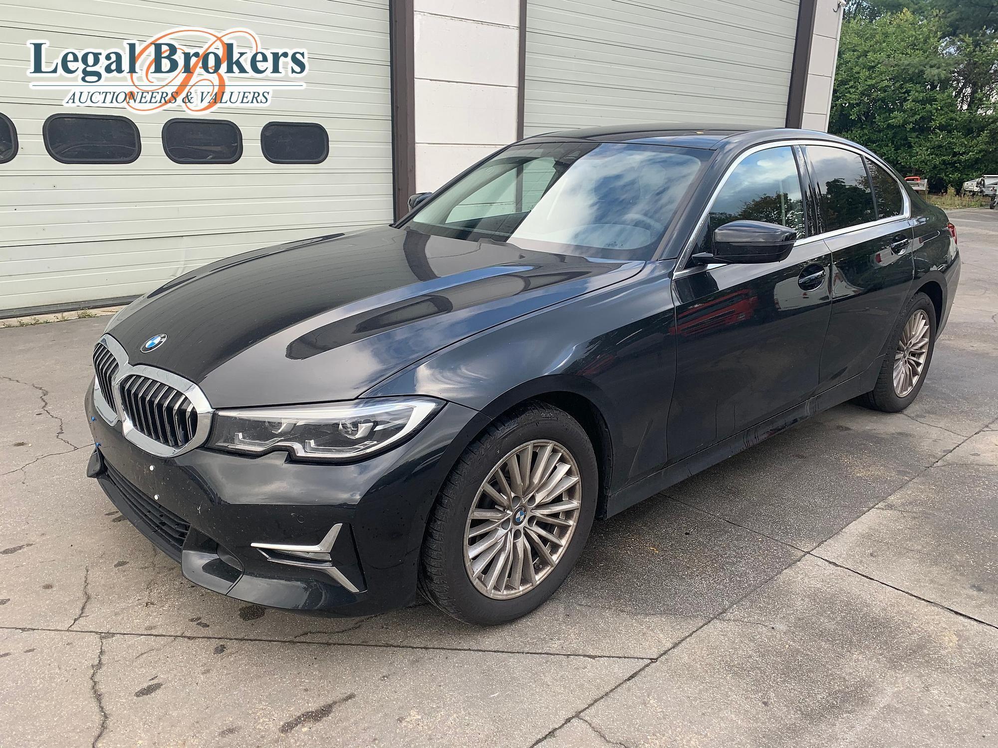 BMW 318 d - Berline