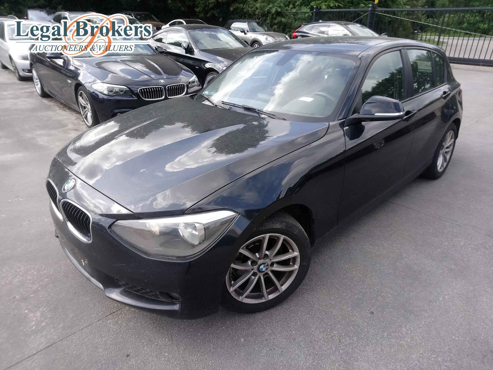 BMW 116 d - Stationwagen