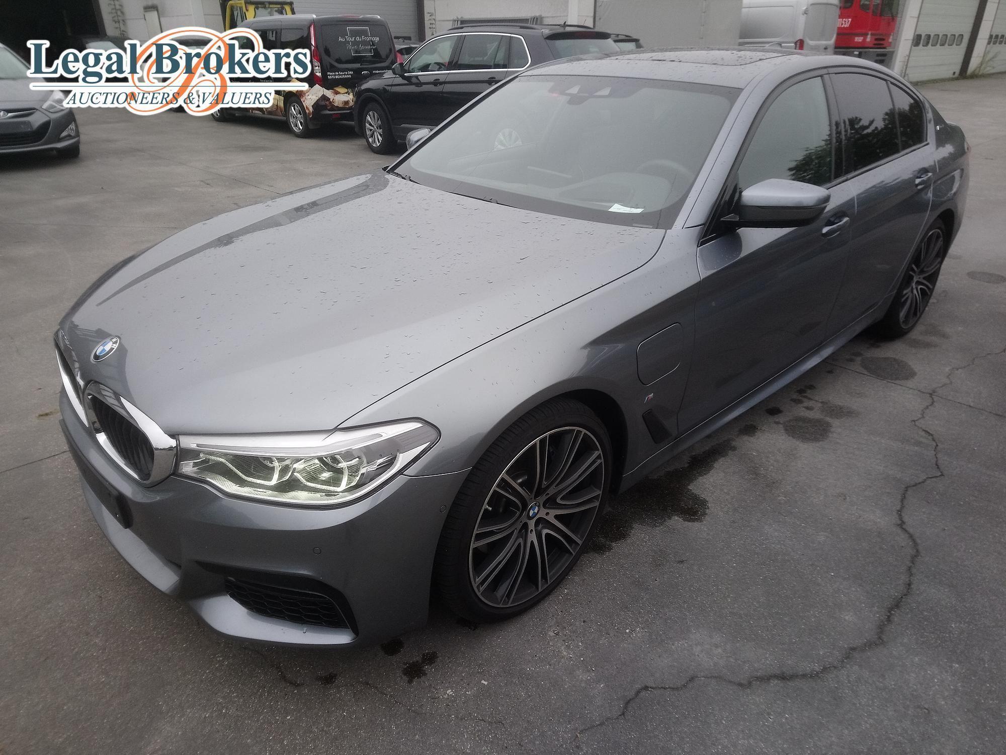 BMW 530e iPerformance - Limusina (ACTUALIZACIÓN)