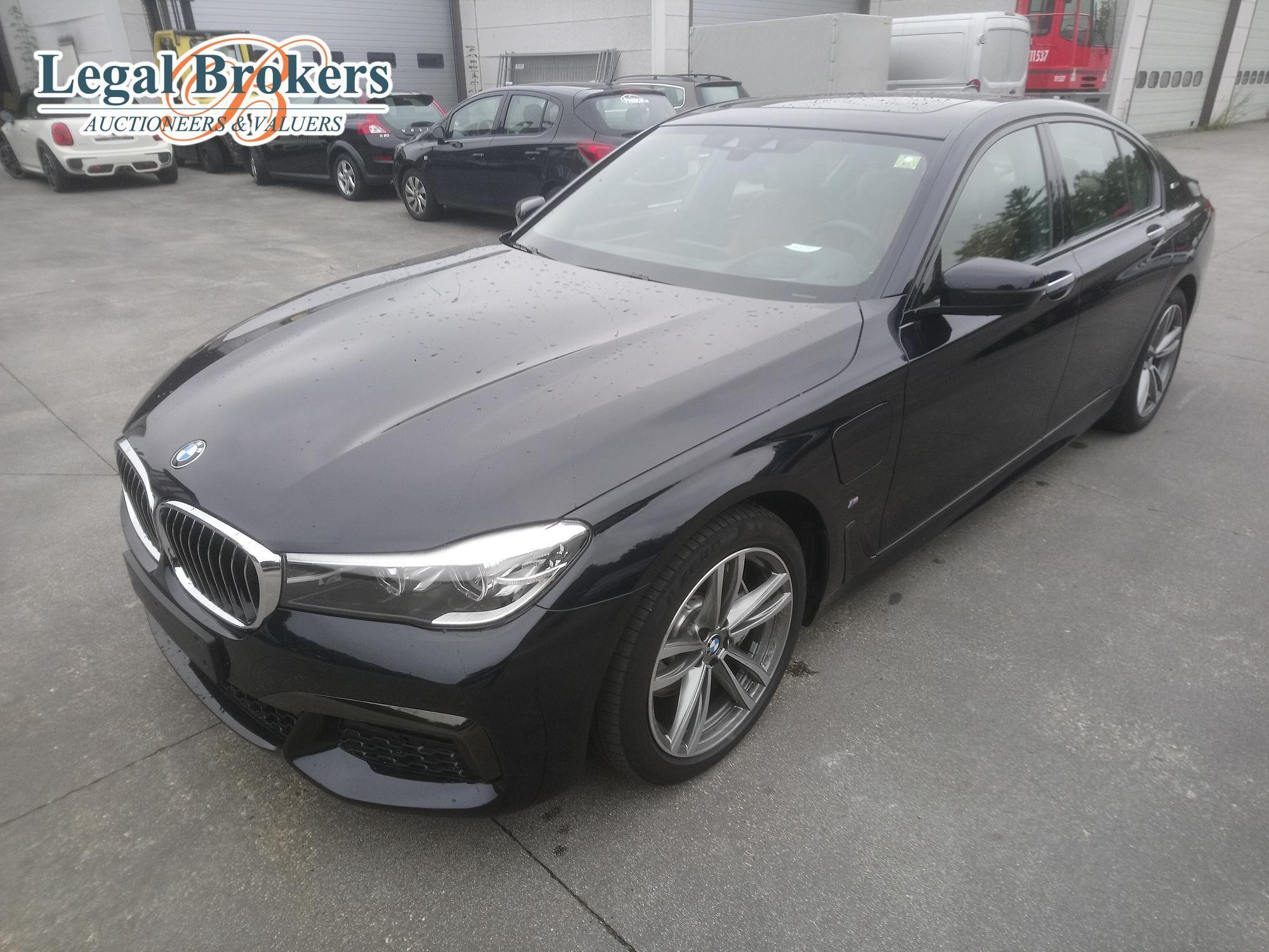 BMW 740e iPerformance - Limousine