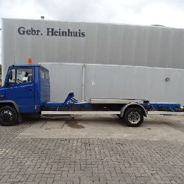 MERCEDES-BENZ Vario 815 D 7.5 Tons 35.000 KM!! chassis truck
